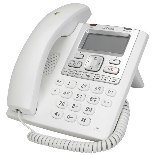 recorded message for business answering machine
