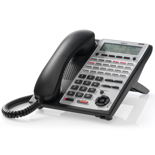 Nec Sl1100 24 Key Ip Telephone Only 163 100 50 Extera Direct
