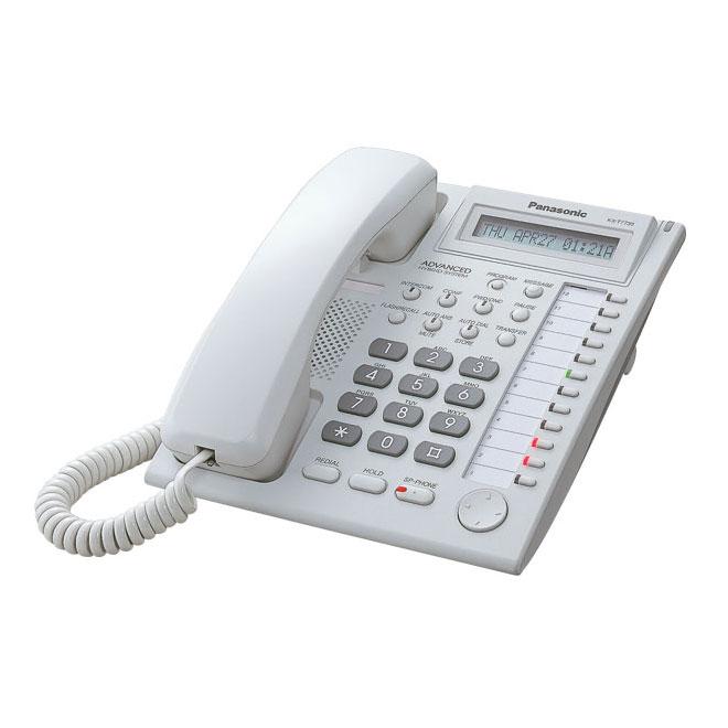 panasonic kx t7730 12 key analogue telephone white only 82 15 rh exteradirect co uk Panasonic Phone Systems Panasonic Kx User Manual
