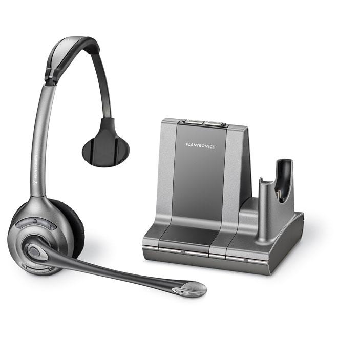 Plantronics WO300 Savi Office Monaural Wireless Headset only
