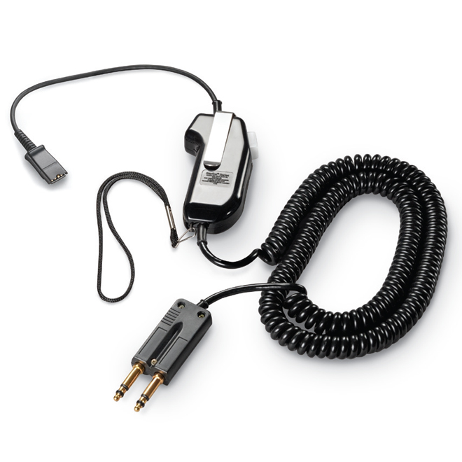 Plantronics SHS1890-15 Push-To-Talk Amplifier only £0 00   Extera Direct