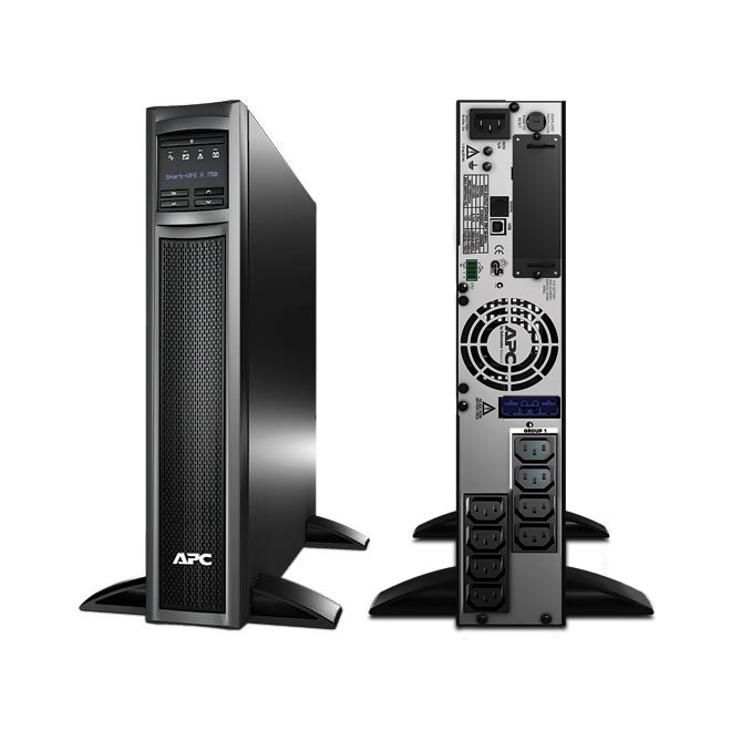 Apc Smart Ups X 750 Smx750i Only 163 410 00 Extera Direct