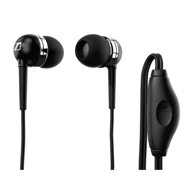 Sennheiser MM50 Wired Headset For Iphone