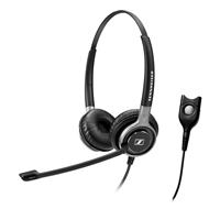 Sennheiser Century SC 660 Noise Cancelling Binaural Headset