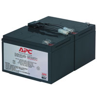 APC Replacement Battery Cartridge 6