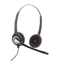 Agent 402 USB Binaural VoIP Headset