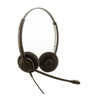 Agent AP-2 Binaural NC Headset with Free Bottom Cord