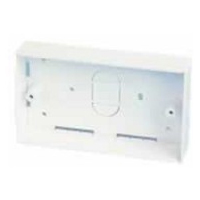Unbranded 45mm Double Back Box