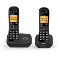 BT 1200 DECT Telephone Twin