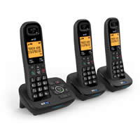 BT 1700 DECT Telephone with answering machine - Trio
