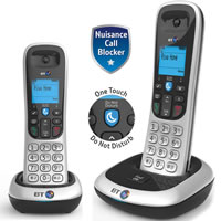 BT 2200 DECT Telephone - Twin