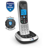 BT 2700 DECT Telephone with answering machine