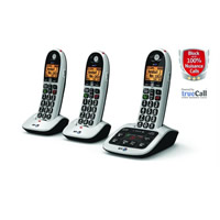 BT 4600 Big Button Advanced Call Blocker with Answering Machine - Trio
