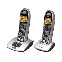 BT 4000 Big Button DECT phone (Twin Pack)