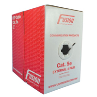 Fusion Cat 5E External Cable 305M