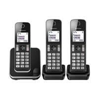 Panasonic KX-TGD313EB DECT Trio pack