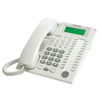 Panasonic KX-T7735 24 Key Analogue Telephone