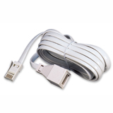 Unbranded 4 Way Telephone Extension Leads