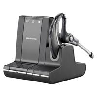 Plantronics Savi W730-M Over the Ear MOC Monaural Wireless Headset