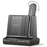 Plantronics Savi W740 Convertible MOC Wireless Headset
