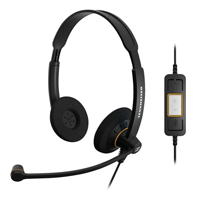 Sennheiser SC60-M USB Binaural Headset