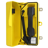 DAC RA708-CB-Y-C-LD Lift Dial, Yellow with Curly Cord-Copy