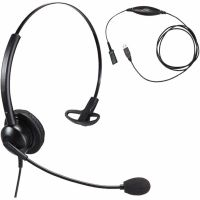 Unbranded Entry Level Single Ear Noise Cancelling Call Centre Headset With USB