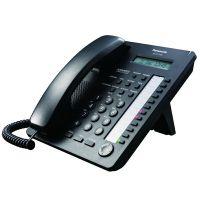 Panasonic Panasonic KX-AT7730 12 Key Analogue Telephone - Black