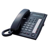 Panasonic KX-T7730 12 Key Analogue Telephone - Black