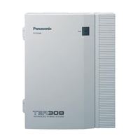 Panasonic KX-TEA308 Advanced Hybrid Telephone System