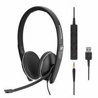 Sennheiser SC165 Binaural USB / 3.5mm headset