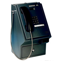 Solitaire Titan 6000HS High Security Armoured Payphone