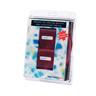 HellermannTyton Coolport Red Kit 1 x 10/100Base T Ethernet, 1 x 2Pr Voice Analogue