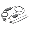 Plantronics Savi EHS Cable APA-23 - Alcatel