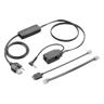 Plantronics Savi EHS Cable APA-23 - Alcatel