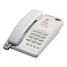 Interquartz Voyager Hotel No Memory Telephone - Light Grey