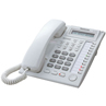 Panasonic KX-T7730 12 Key Analogue Telephone - White