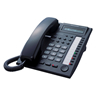 Panasonic KX-T7730 12 Key Analogue Telephone - Black